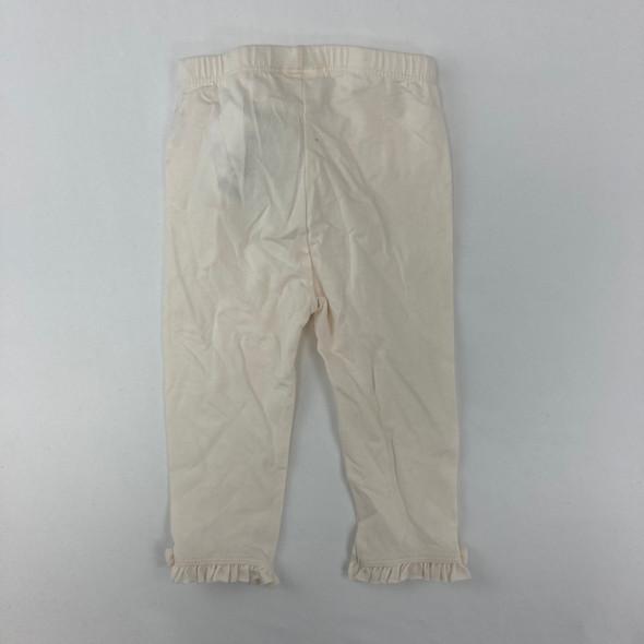 Ivory Leggings 12 mth