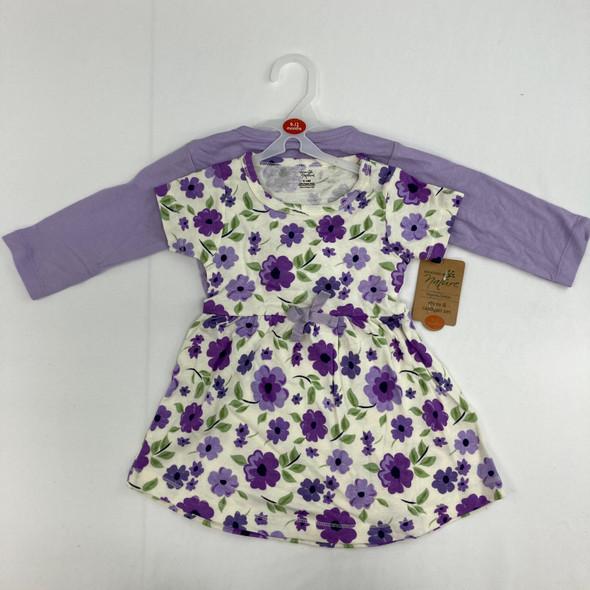 Dress and Cardigan 2-pc Set 9-12 mth
