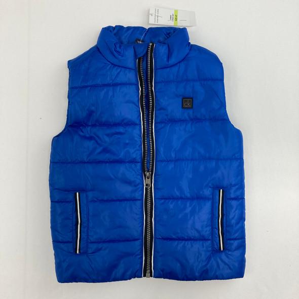 CK Blue Vest 4T