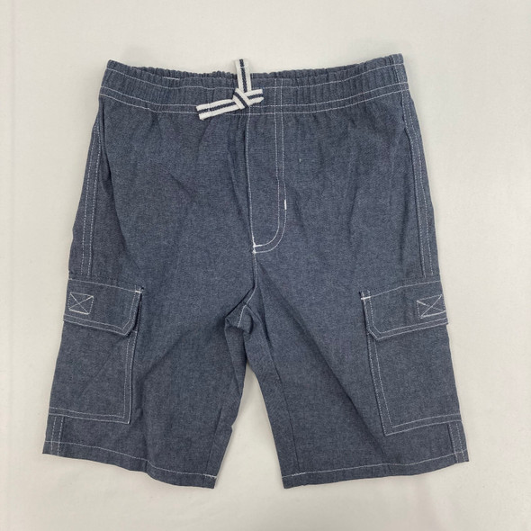 Blue Play Shorts 5 yr