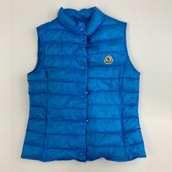 Blue Jacket Vest 14 yr