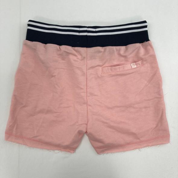 Light Pink Shorts 10 yr
