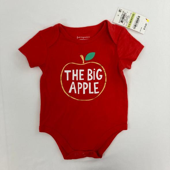 The Big Apple Bodysuit 0-3 mth