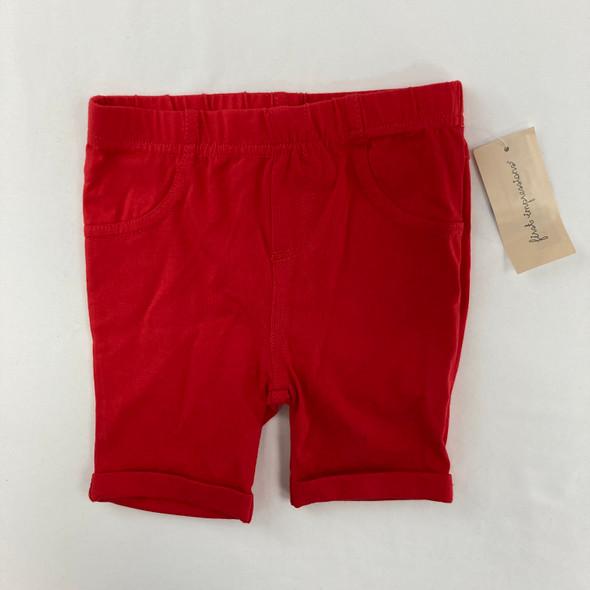 Solid Bermuda Shorts 24 mth
