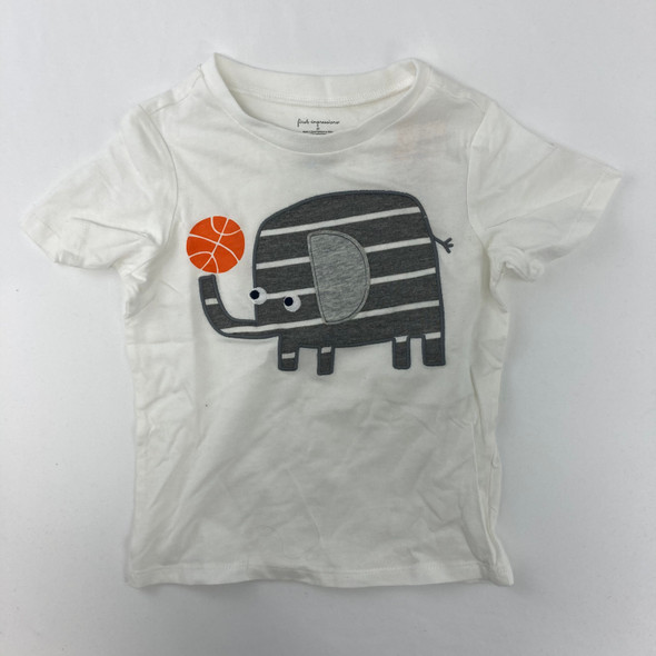 Elephant Tee 2T