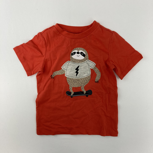 Sloth Tee 4T