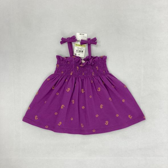 Mermaid Dress 0-3 mth