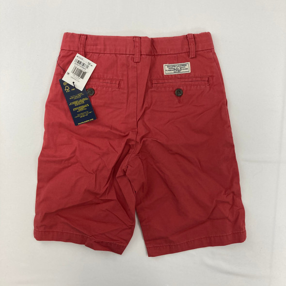 Red Shorts 7 yr