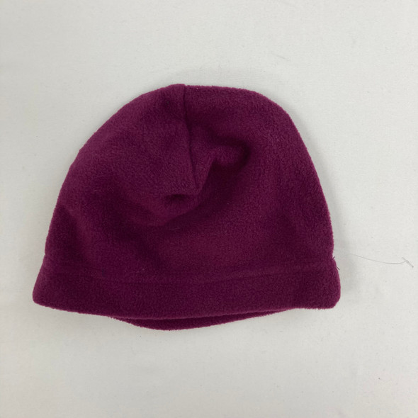 Purple Snow Hat