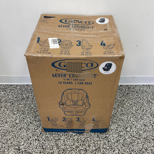 Graco 4-in-1 Carseat