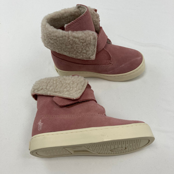 Pink Siena Boots 8