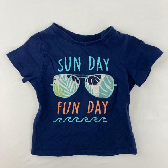 Sunday Funday Tee 3-6 mth