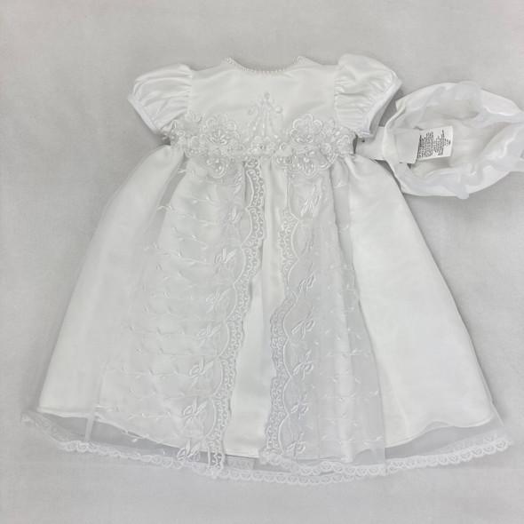 Christening Dress 0-3 mth