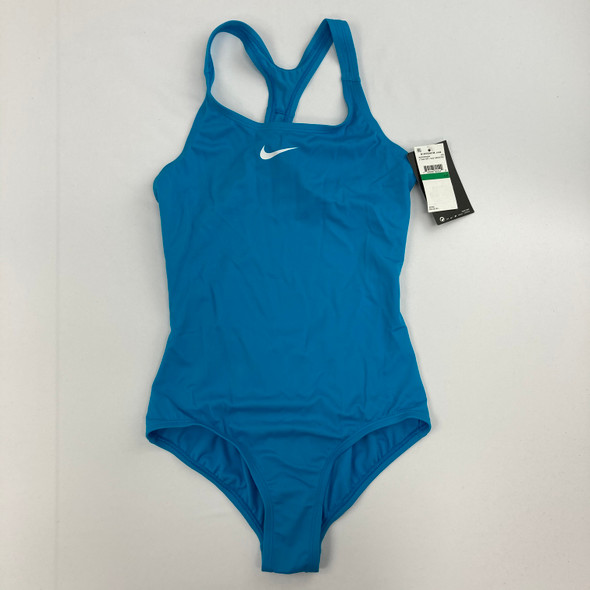Solid Racerback 1-pc Swimsuit Large 12-13 yr