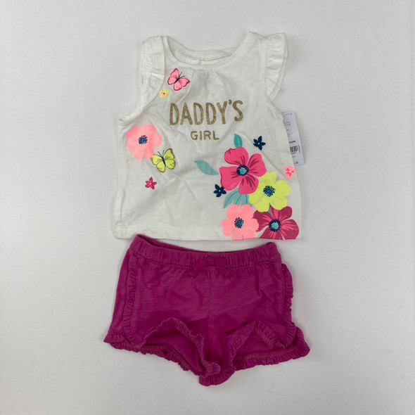 Daddy's Girl Set 6 mth