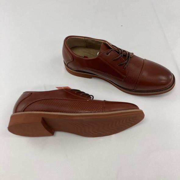 Dark Luggage Shoes 6.5
