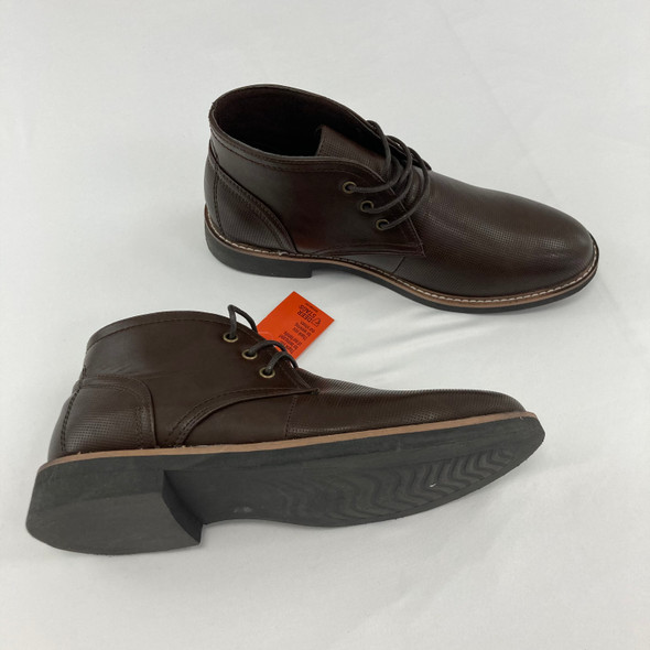 Brown Dress Shoes 6M