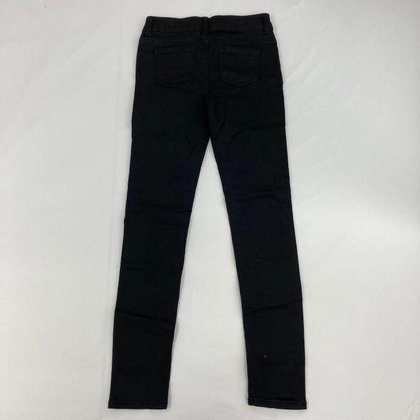 Black Skinny Pants 12 yr
