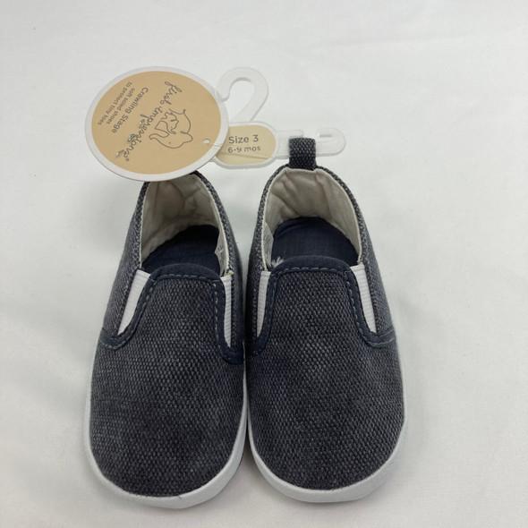 Hi Bye Canvas Shoe 6-9 mth