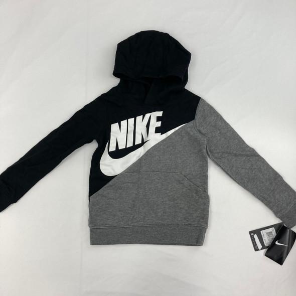 Nike Logo Amplify Hoodie 5 yr