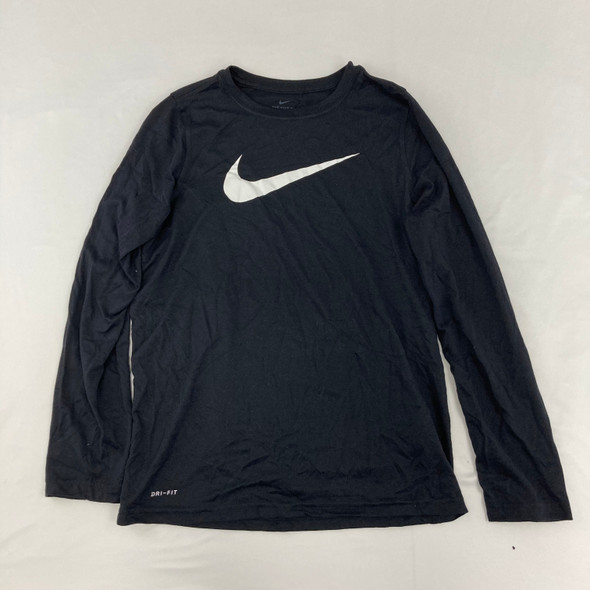 Solid Swoosh Top Large