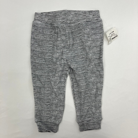 Striped Jogger 6-9 mth