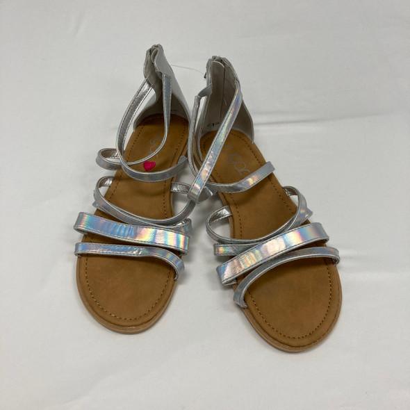 Holographic Sandals 4M