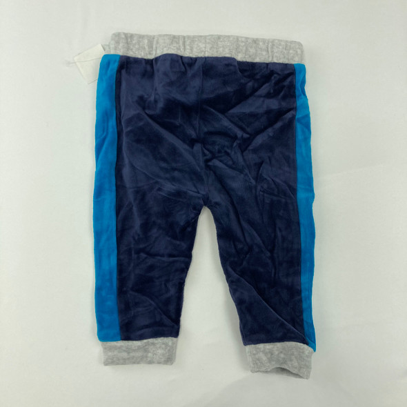 Color Block Navy Sweatpants 12 mth