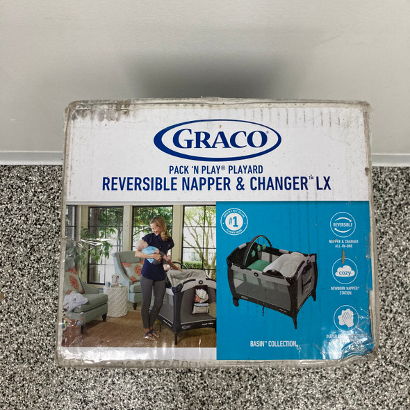 Reversible Napper and Changer