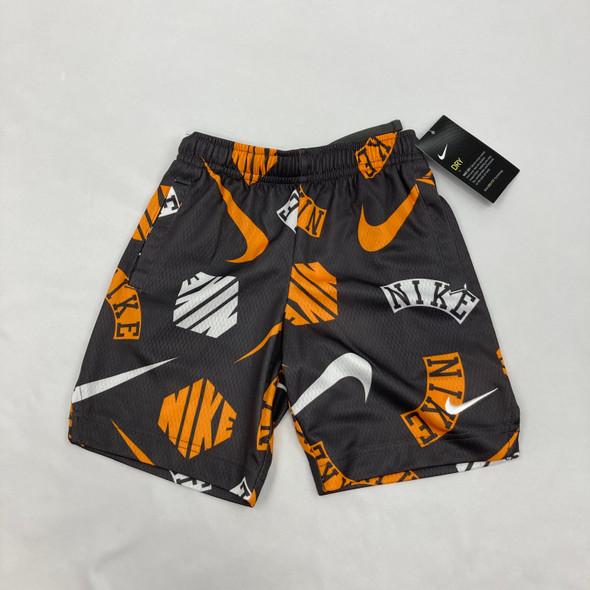 Logo Swoosh Athletic Shorts 4T