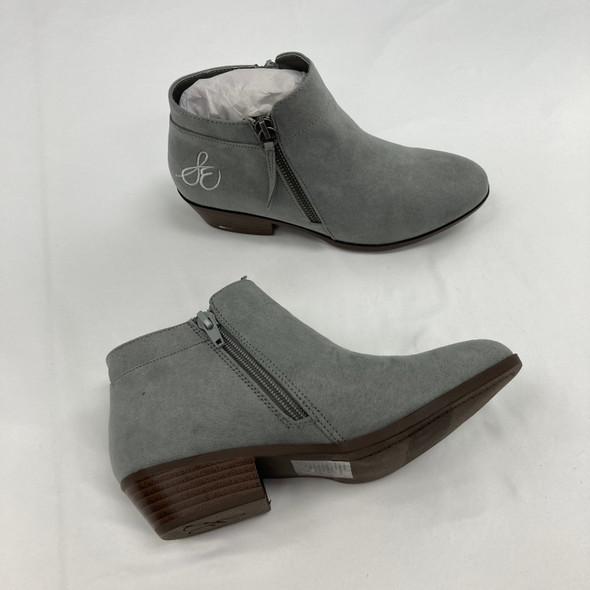 Ash Gray Booties 3