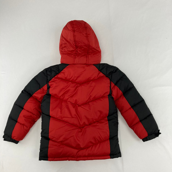 Red Bubble Jacket 5-6 yr