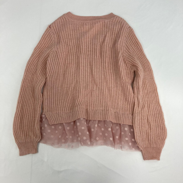 Sparkle Tulle Sweater Medium