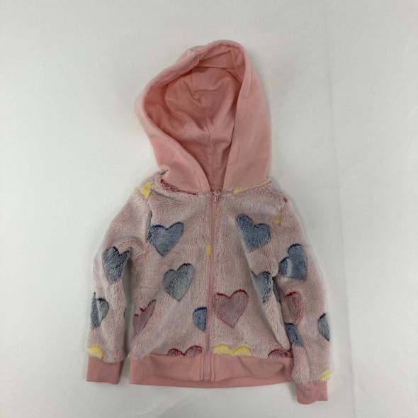 Heart Sweatshirt 4 yr