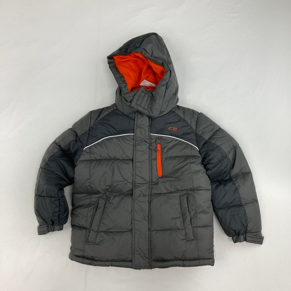 Gray Puffer Jacket 5-6 yr