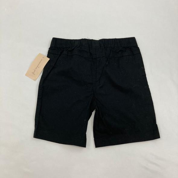 Timeless Pull Tie Khaki Shorts 4T