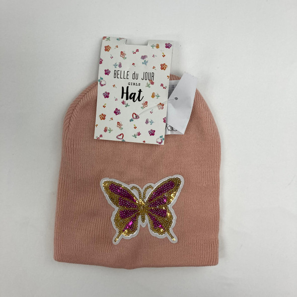 Butterfly Pink Hat