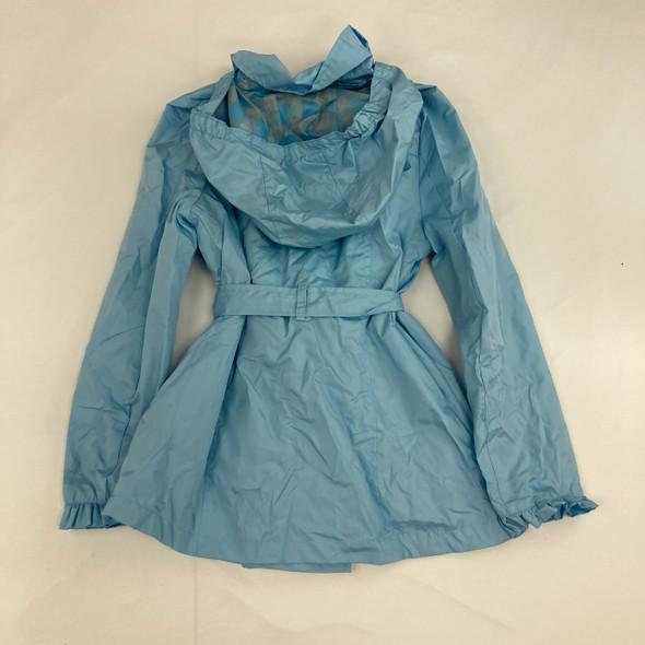 Button-up Rain Coat Medium