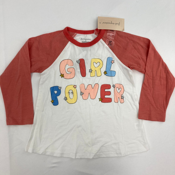 LS Girl Power Tee 3T
