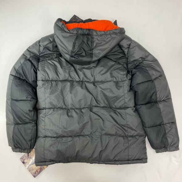 Gray Bubble Jacket 14-16 yr