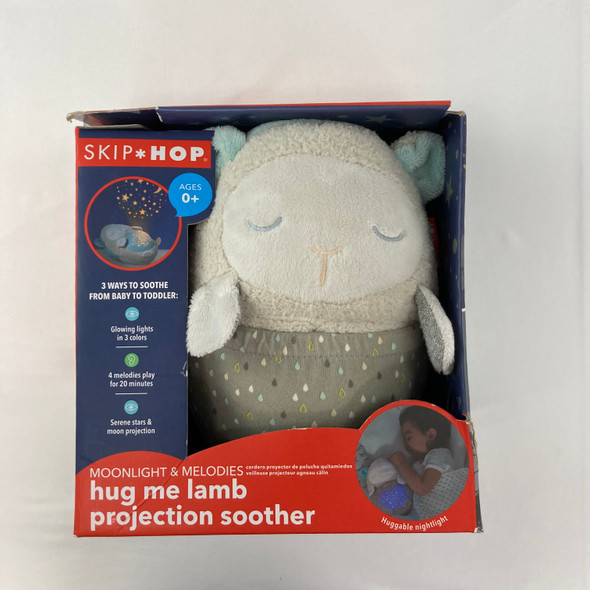 Lamb Projection Soother