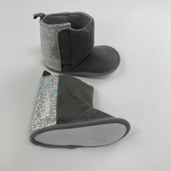 Glitter Boots 12-18 mth