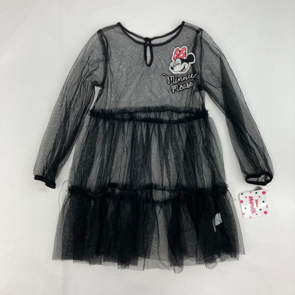 Minnie Sheer Cover Dress 5 yr