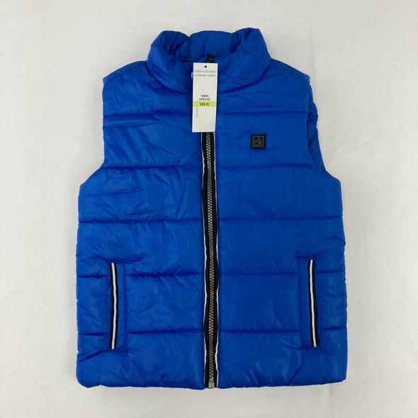 Royal Blue Vest 4T