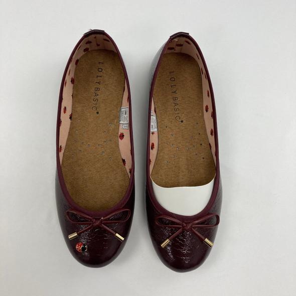 Marron Ladybug Shoes 6