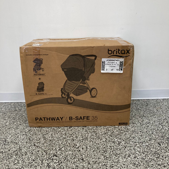 Pathway B-Safe 35 Stroller and Carseat