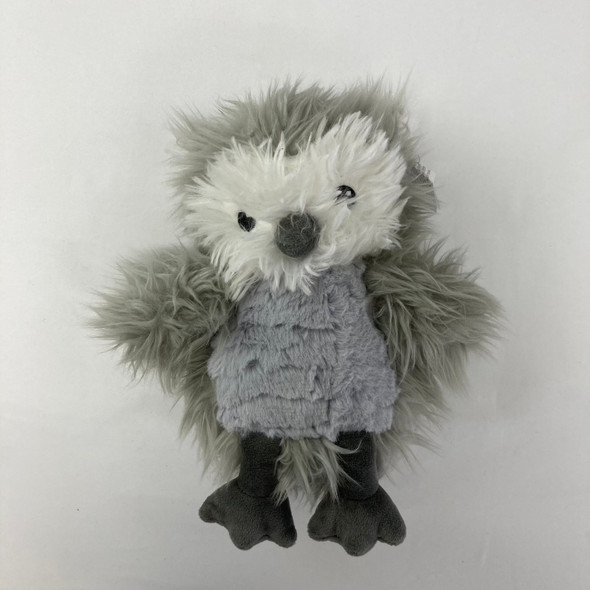 Gray Stuffed Animal