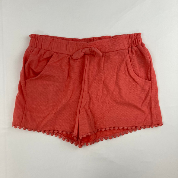 Peach Tassel Shorts Large