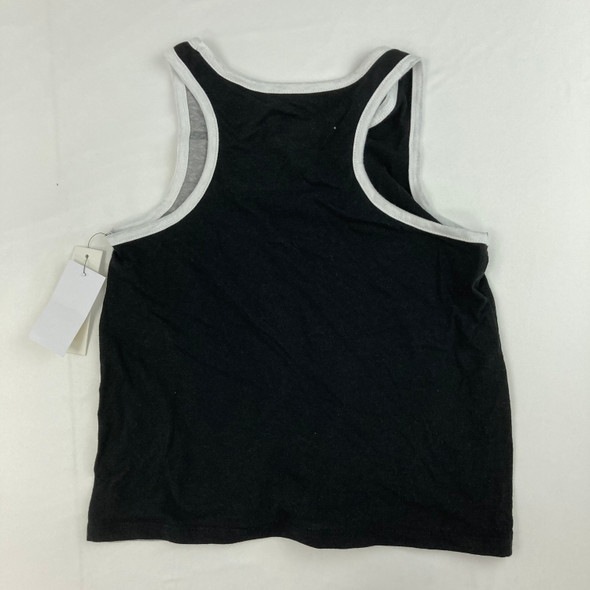 Color Block Tie Front Tank M 8/10 yr