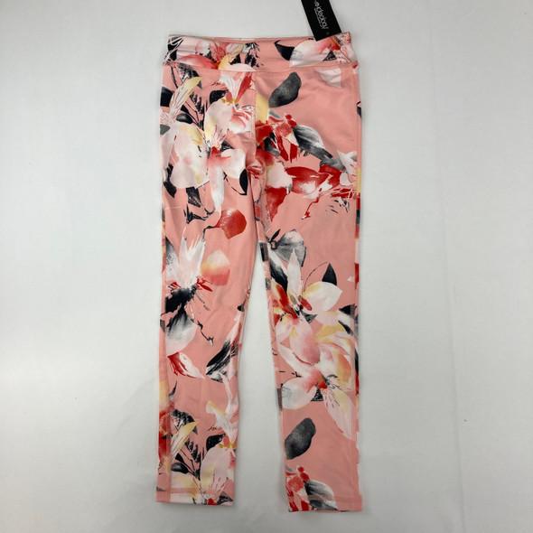 Floral Print Legging 6 yr